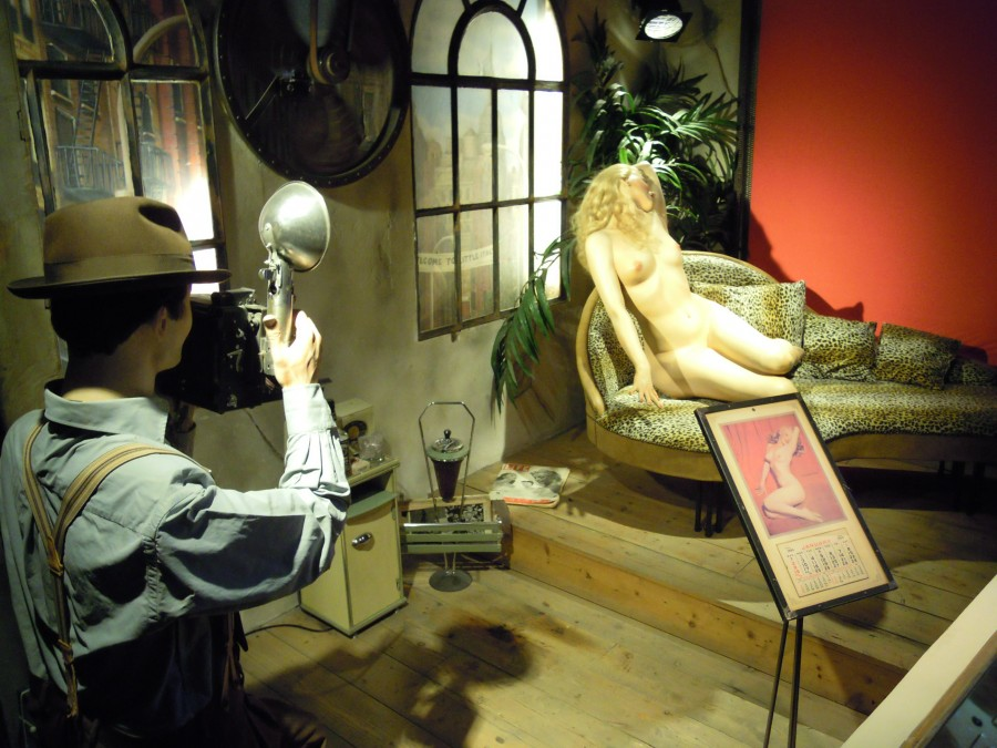 фото экспонатов музеев секса