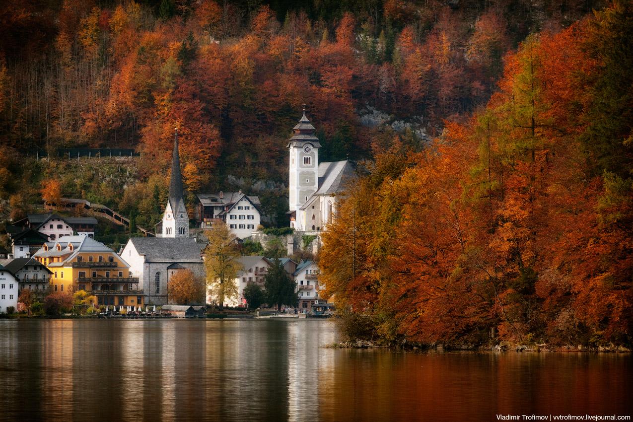 Австрия  TravelRu Страны  Австрия погода визы карты