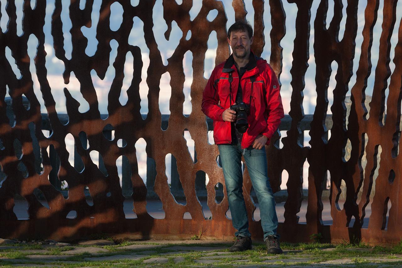 Леснянский в Бильбао