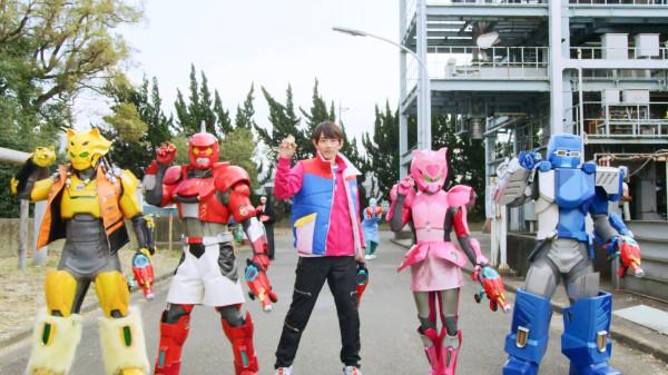 Kikai Sentai Zenkaiger - 0400