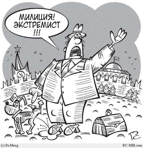 За пять лет в России втрое выросло число осужденных по антиэкстремистской статье