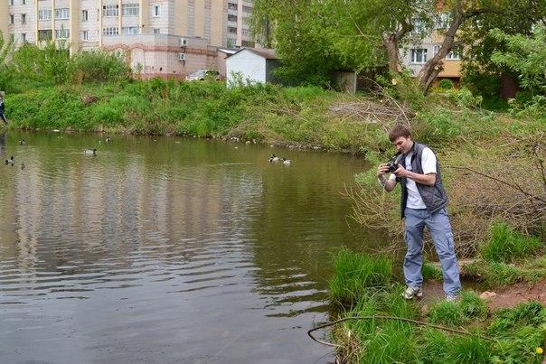 Летняя экспедиция по реке. После неё уже появилась информация подобного содержания