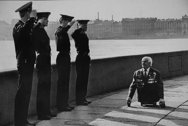РУСС ПРЕСС ФОТО, Иван Куртов, 1989, 1-е место, номинация Повседневная жизнь