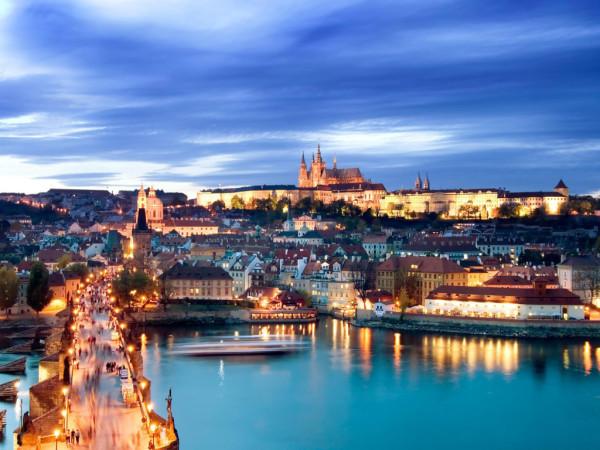 Praga-krasota