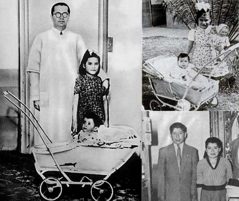 Девочка, которая родила в 5,5 лет