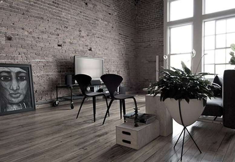 лофт-дизайн квартиры