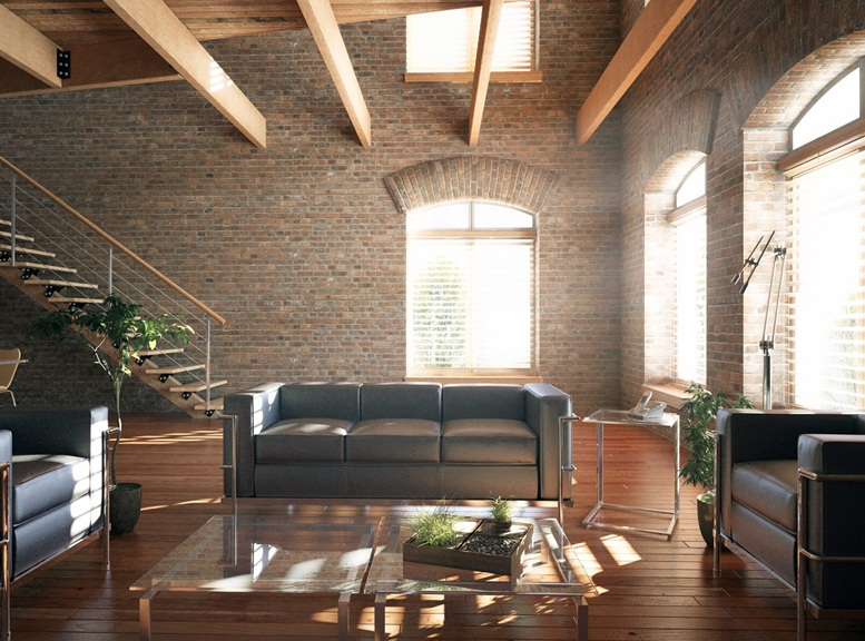 лофт-дизайн Loft