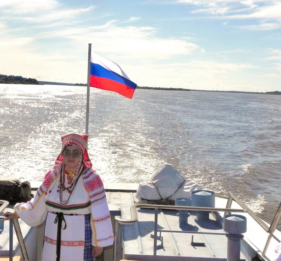 Впереди - Великая Россия!
