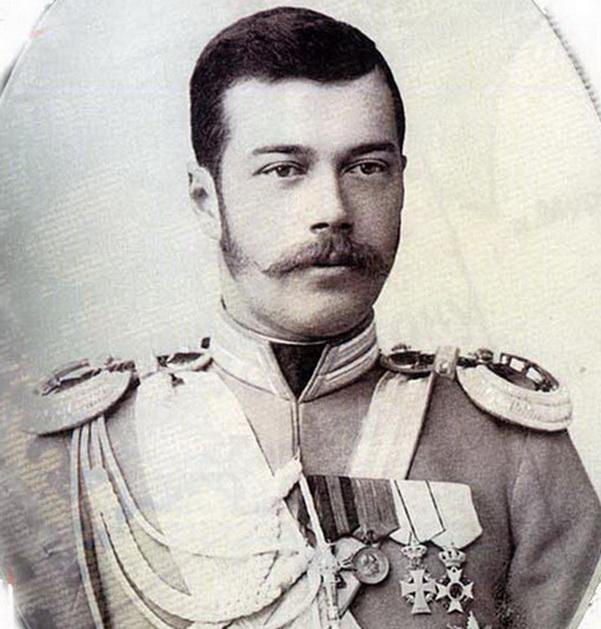 Наследник Престола,Цесаревич Николай Александрович.Фото 1890 г.от Р.Х.