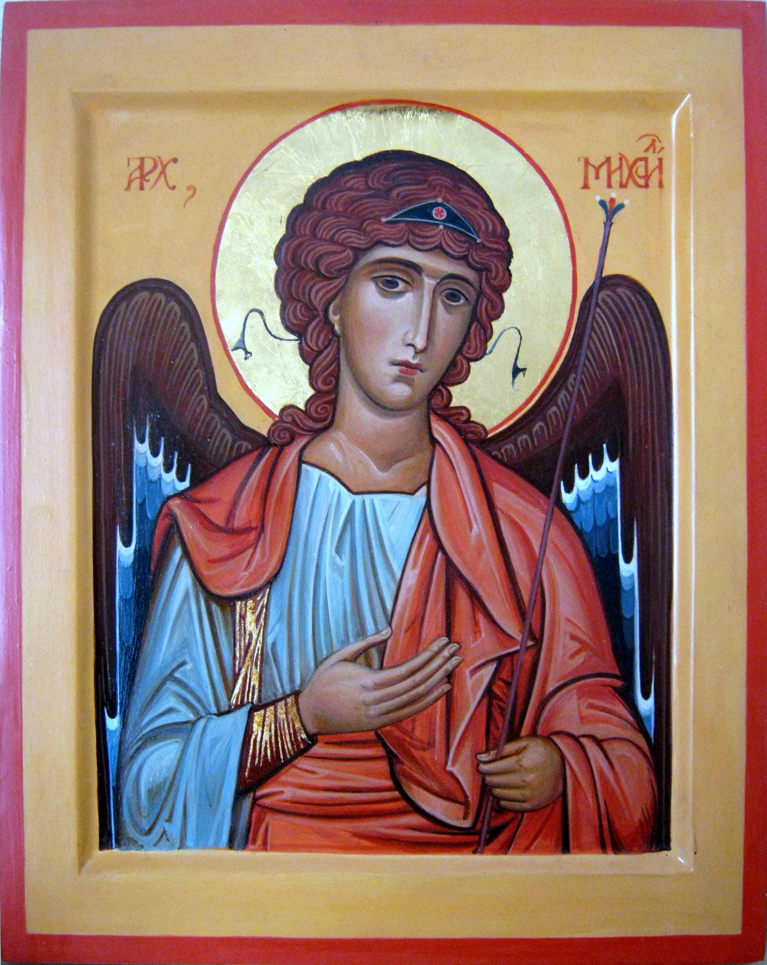 все об архангеле михаиле картинки
