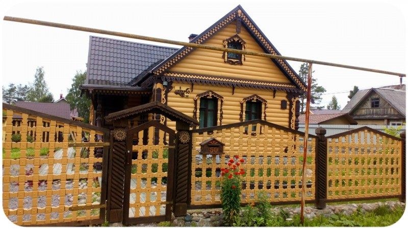 Дом мастера, фото Сергея Стороженко
