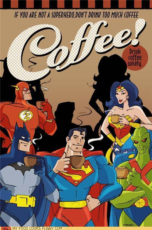 супер-герои