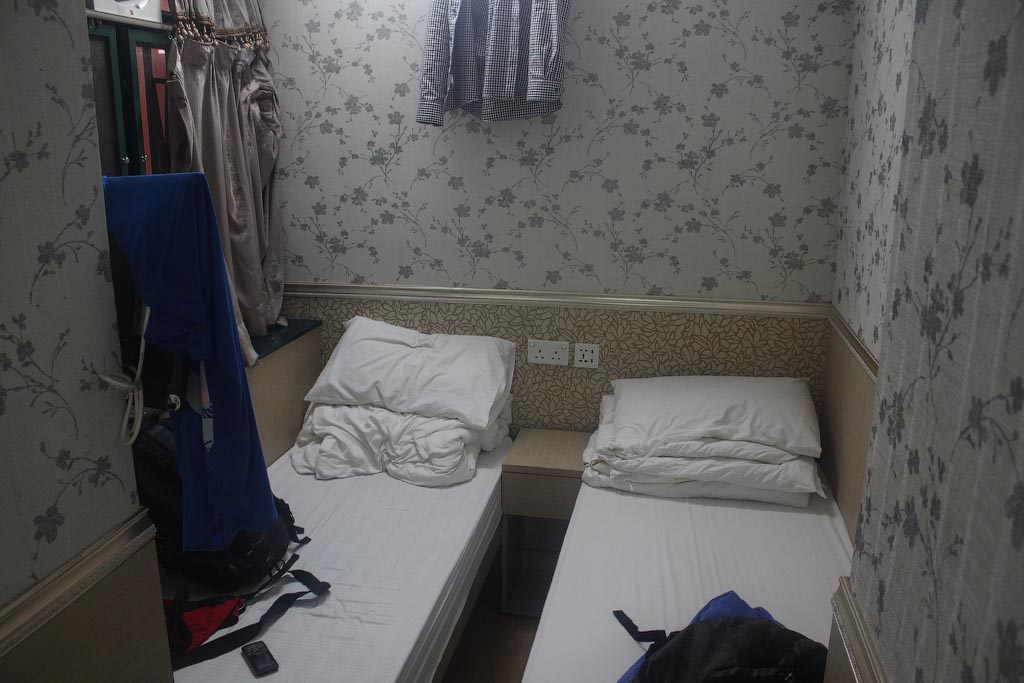 Гонконг отель