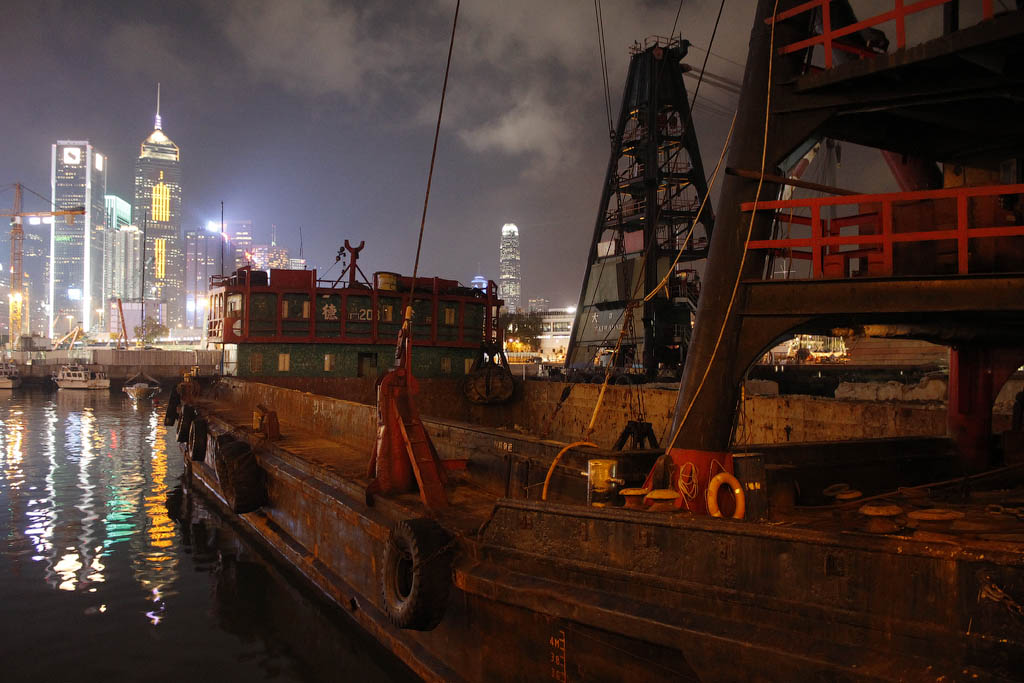 Гонконгские контрасты