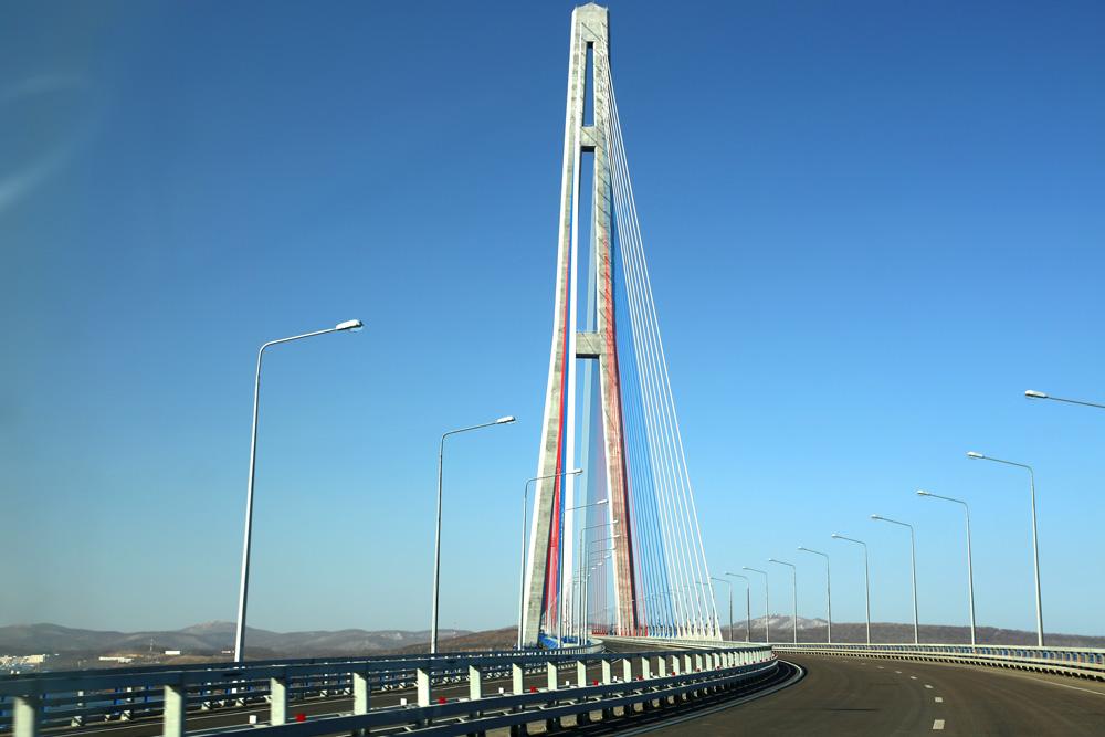 Мост на о русский
