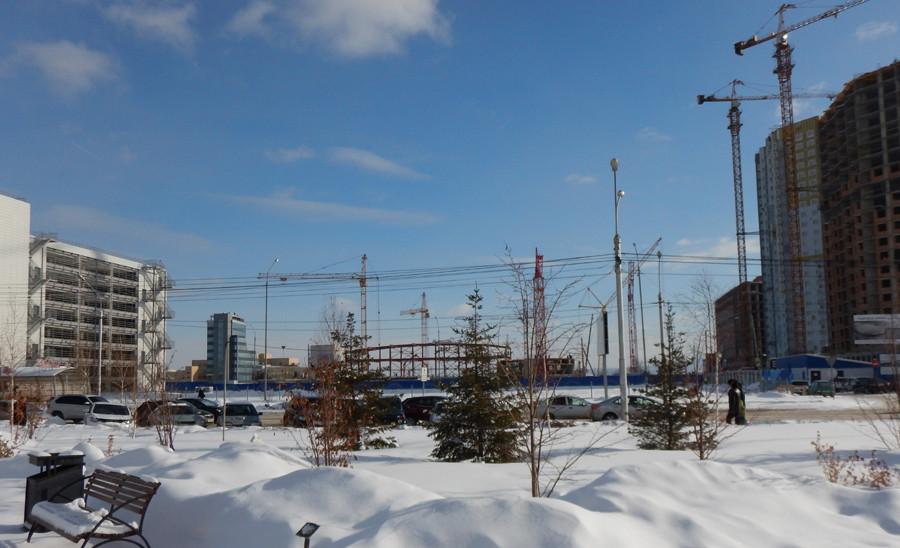 Мы строим, строим, строим... DSCN0390