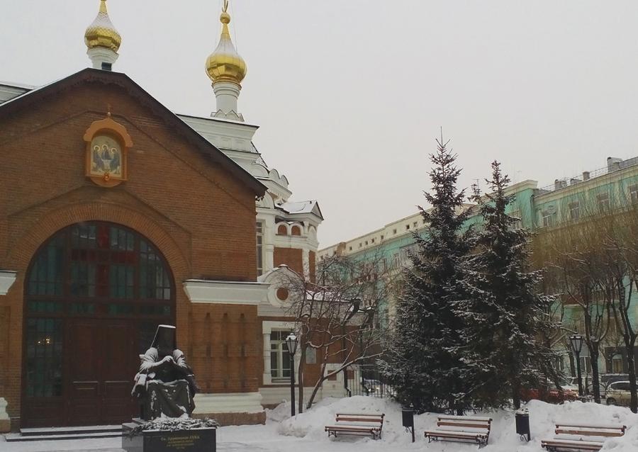 Прогулка по Красноярску зимой IMG_20170109_133723