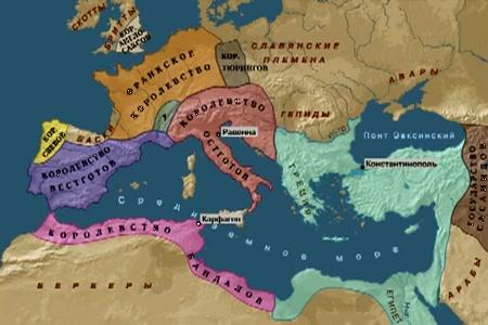 Империя Востока