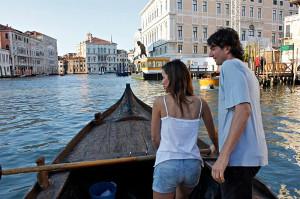 Venetian rowing lessons