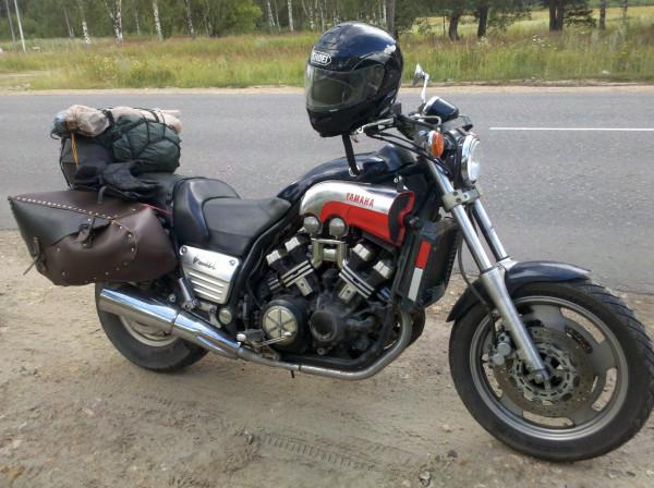 Илюхин мотоцикл