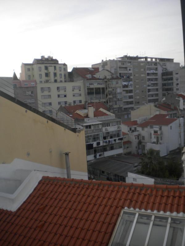Дворы Лиссабона столицы Португалии