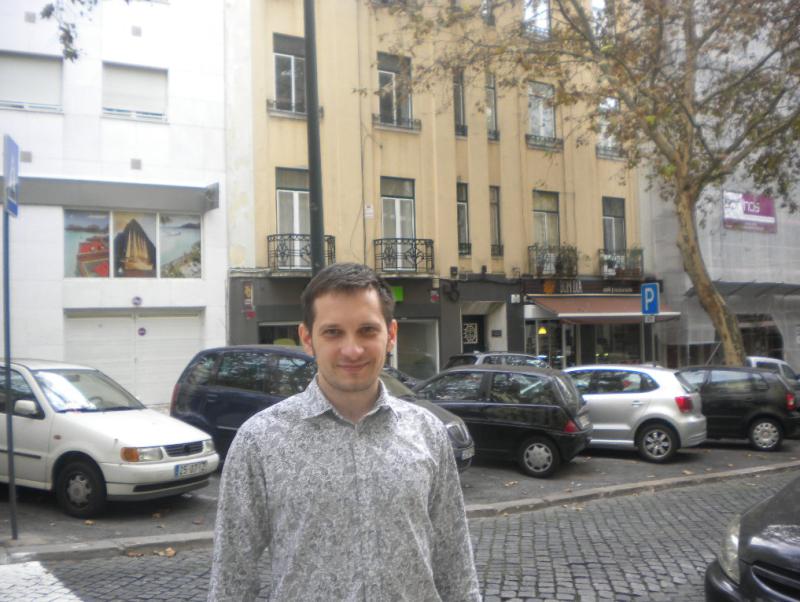 Лиссабонская улица