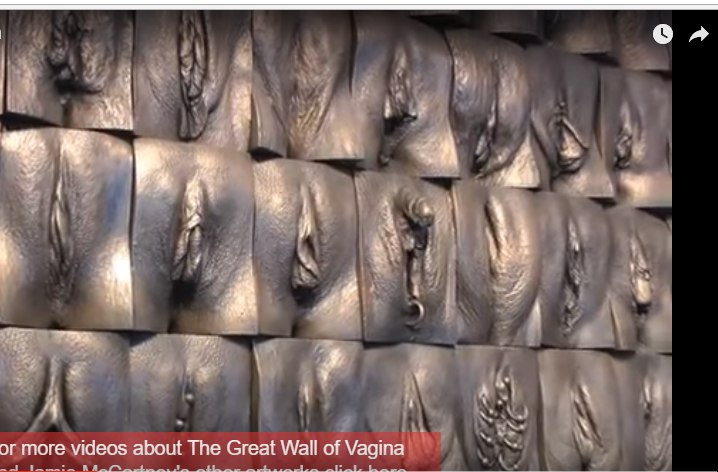 What is that falling out of my vagina