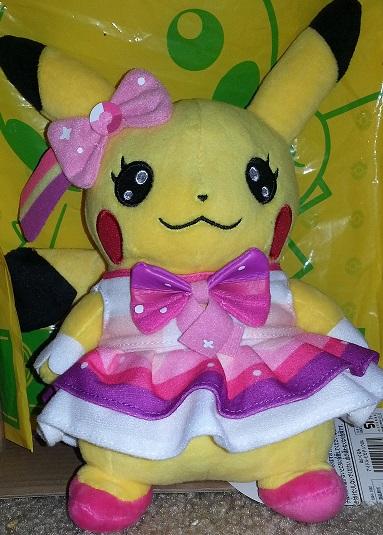 Pop Star Pikachu