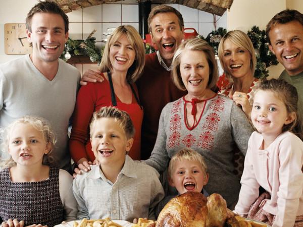 Зачем человеку семья
