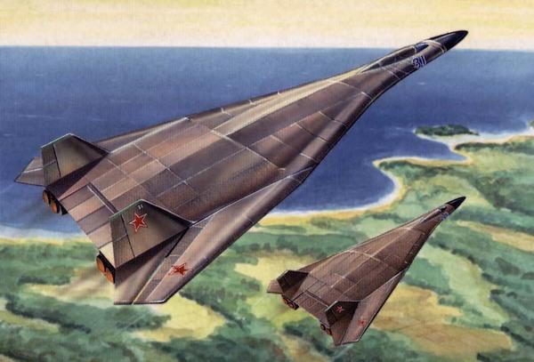 Сверхзвуковой бомбардировщик т 4мс 200