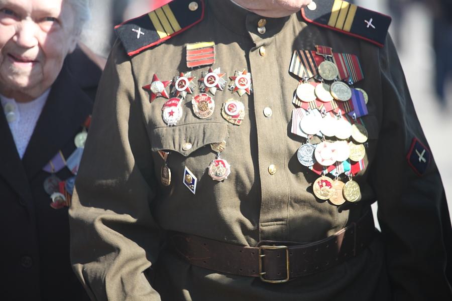 фото китель ветеранов