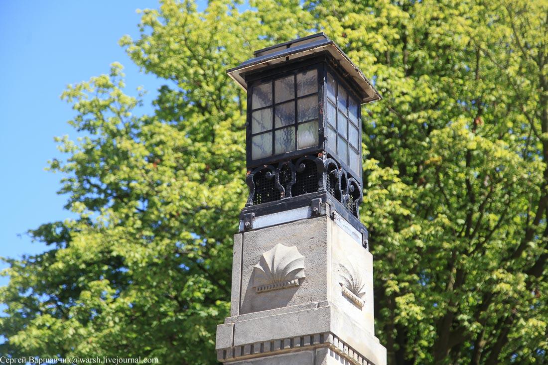 Старинный фонарь фонарь