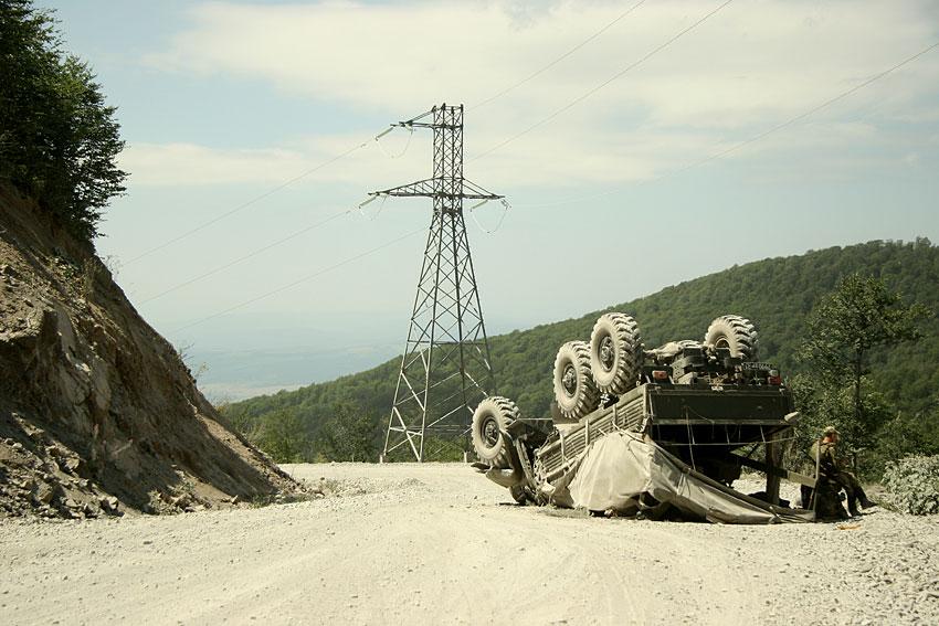 10 лет войне России и Грузии