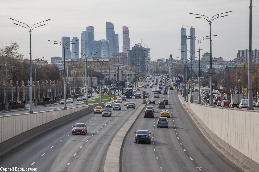 Апрельская Москва