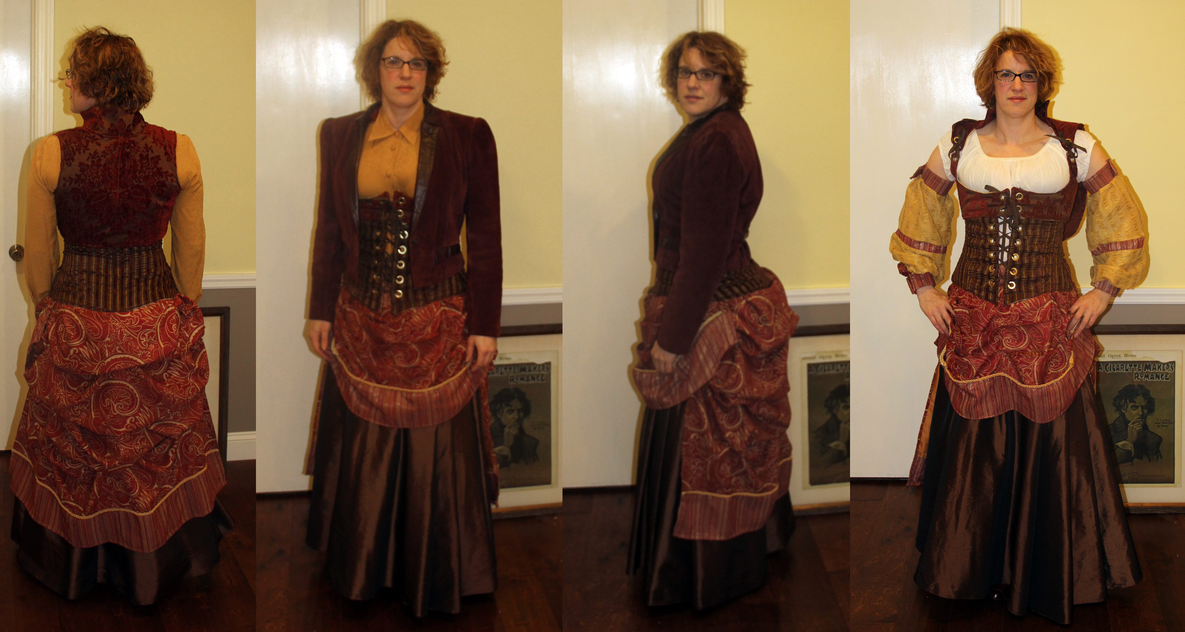 latest ensemble learning to use my sewing machine