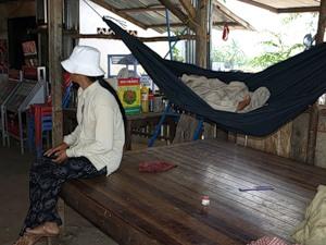 Едете в Камбоджу - не забудьте взять гамак