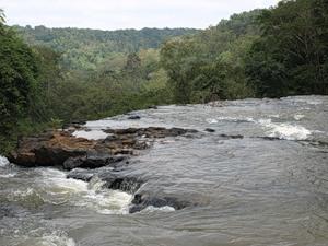 Вторая ступень: в сезон дождей 20м в диаметре и 18-25м в высоту.