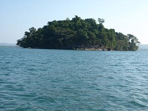 Вот такие острова!