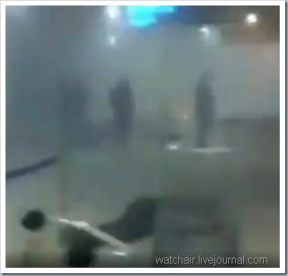 взрыв в домодедово - гарь в воздухе