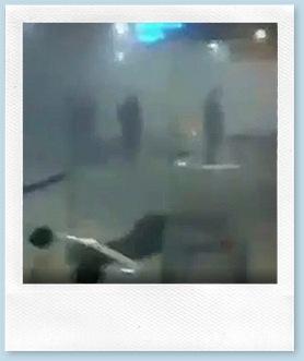 багаж не досматривали? взрыв в домодедово.