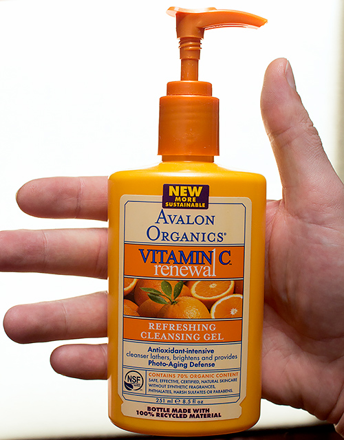 ��������� ���� ��� ������� ����: Avalon Organics, ���������� � ��������� �
