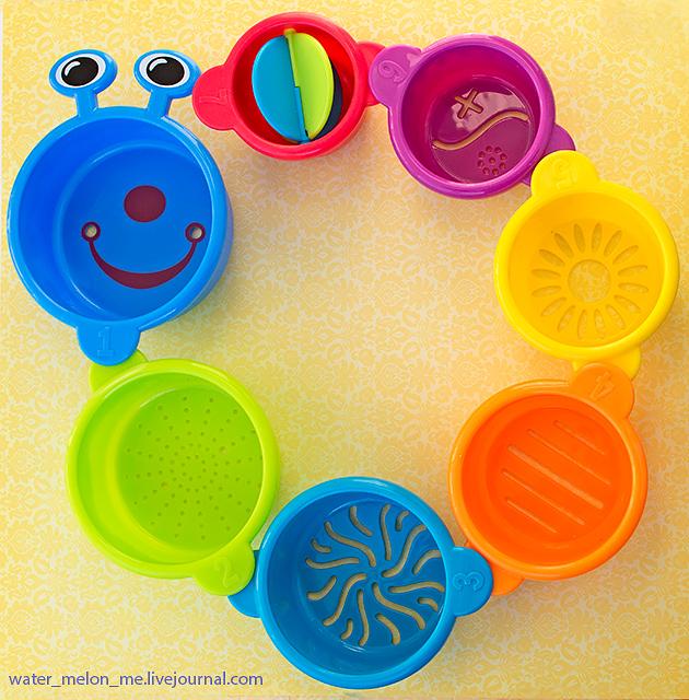 Очень голодная гусеница: симпатичная игрушка от Munchkin