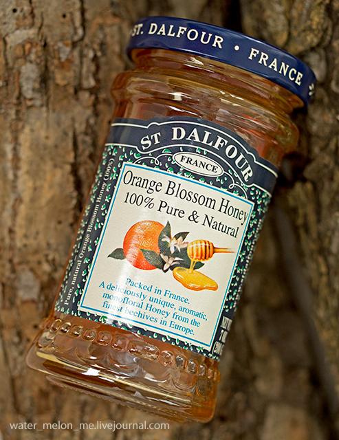 Апельсиновый мед от St.Dalfour: когда хочется чего-то нового
