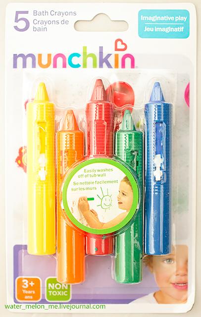 Разочарование – аква-карандаши Munchkin