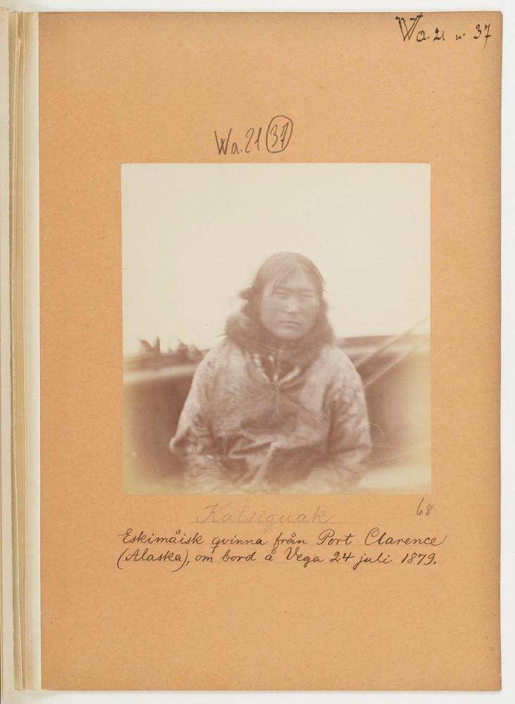 Чукчи и эскимосы