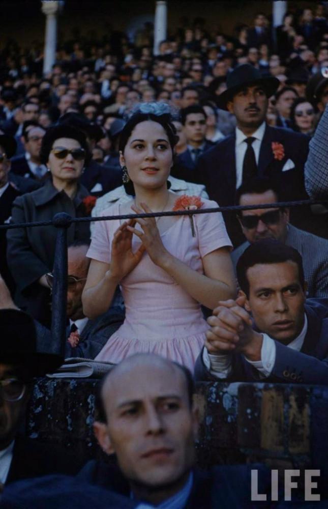 Испанские красавицы 20 век,Фото,Испания и ее история,Женщины