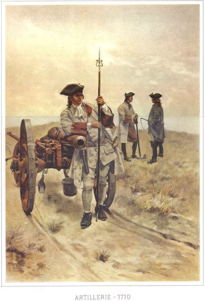 005 - Артиллерия 1710