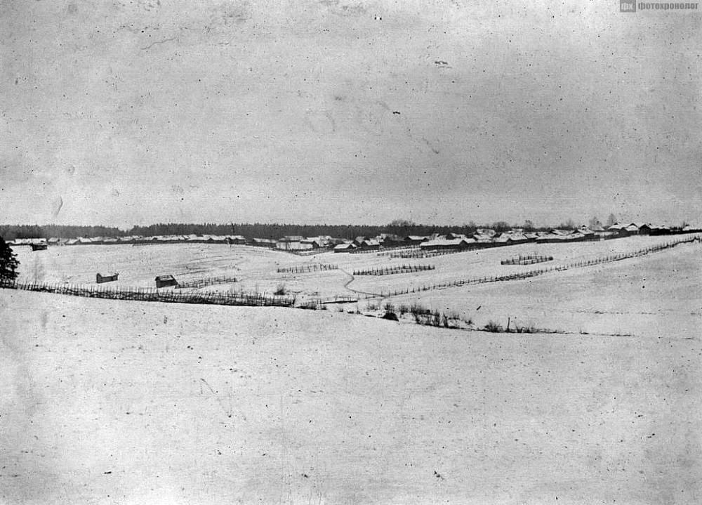 Белорусская деревня