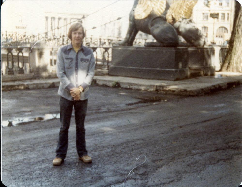 Американская шпион в городе-герое Ленинграде 20 век,Холодная война,Фото,СССР