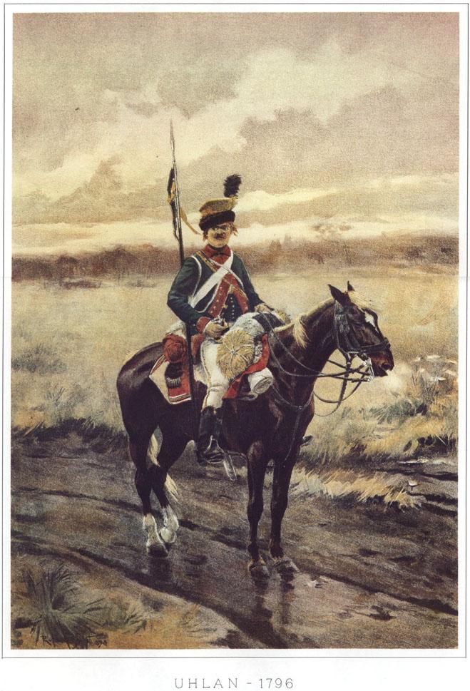 033 - Улан 1796